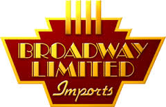 BROADWAY LIMITED IMPORT