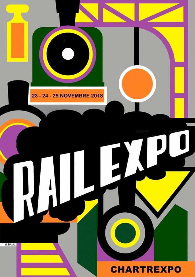 """Résultat de recherche d'images pour """"rail expo 2018"""""""